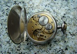 Часы карманные Швейцария SEELANDS 1900 г. серебро НА ХОДУ, фото №8