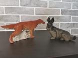 Собаки фарфор. 8 фигур., фото №6