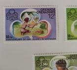 Марки Гренади 1976, фото №3
