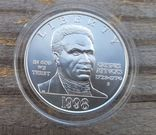 США 1 доллар 1998 г. Крисп Аттакс. Пруф, фото №2