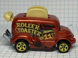 2016 Hot Wheels  Roller Toaster, фото №3