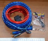 Комплект аудио  проводов в авто, фото №6