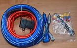 Комплект аудио  проводов в авто, фото №7