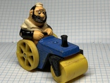 Matchbox  bluto's road roller character series No. 14 1980 LESNEY  product, фото №2
