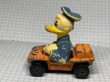 Vintage Lesney Matchbox. Disney Series No 2 Donald Duck Buggy., фото №4