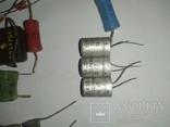 Резистори конденсатори, фото №7
