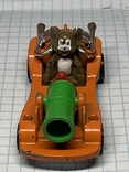 Corgi 1940 Tom And Jerry Car  (B66) Made in Gt Britain, фото №5