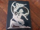 Пано Грузинский танец лизинга СССР, фото №2