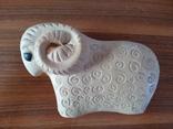 Игрушка пищалка баран, фото №2