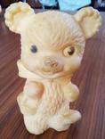 Игрушка пищалка медведь, фото №2