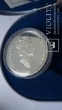 20 $ Канада,авиация , (31,1 гр.) в футляре, фото №11