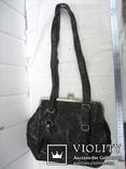 Жіноча сумочка із СРСР , б\в, фото №3