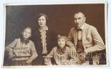 Старинное семейное фото (13.5*8.5), фото №3