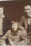 Старинное семейное фото (13.5*8.5), фото №6