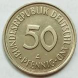 50 пфеннигов 1990 г. ФРГ, Берлин, фото №3