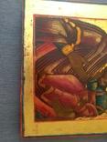 Икона Богоматерь Одигитрия. Конец 18-нач 19 в., фото №8