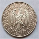 1 марка 1991 г. ФРГ, Мюнхен, фото №3