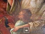 Старовинна ікона Покрови Пр. Богородиці, фото №7