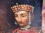 Старовинна ікона Покрови Пр. Богородиці, фото №11