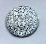 Орт 1618 года. Данциг. AU, фото №2