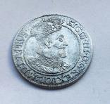 Орт 1618 года. Данциг. AU, фото №3