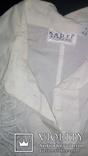 Блузка с гаптовкой(машинной ), фото №5