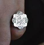 Квадрифолийный перстень, копия, фото №5