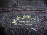 Сумочка-клатч из кожи змеи брендовая Jane Shilton Англия, фото №7