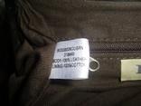 Сумочка кожаная украшенная иск. жемчугом, фото №8
