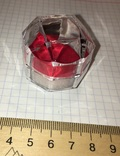 """Футляр для ювелирных украшений """"Кристалл"""" / коробочка для ювелірних виробів """"Кристал"""", фото №4"""