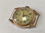 "Часы ""Astin"" золото 750. Швейцария. На ходу., фото №9"