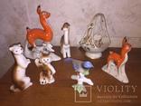 Семь фигурок, фото №2