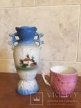 Чашка , ваза, фото №2