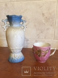 Чашка , ваза, фото №3
