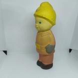Пожарник. Пищалка. СССР. 155мм, фото №4