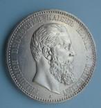 5 марок, 1888 год, Пруссия,, фото №3