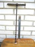 Старовинний столярний інструмент, фото №2