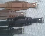 Ремешок с напульсником в стиле Ретро , 18 мм., комбинированный , 4 штуки в лоте, фото №4