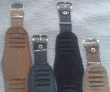 Ремешок с напульсником в стиле Ретро , 18 мм., комбинированный , 4 штуки в лоте, фото №9