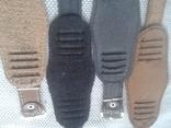 Ремешок с напульсником в стиле Ретро , 18 мм., комбинированный , 4 штуки в лоте, фото №10