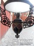Керосиновая люстра Австро -Венгрия.  №2, фото №10