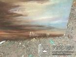 """Картина А.Недобешкин """"Северное море"""", фото №8"""