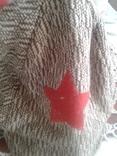 Дитяча  шапка  з  зіркою, фото №3