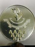 """Памятна медаль """" 30 років визволення Дрогобича 1944-1974 по."""", фото №8"""