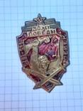 Знак 30 лет Победы (возможно ДМБ), фото №6