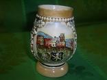 Кружечка сувенирная Heidelberg Германия ручная роспись, фото №4