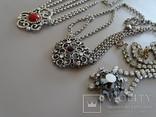 Колье-ожерелье. 3 шт., фото №3
