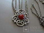 Колье-ожерелье. 3 шт., фото №6