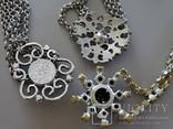 Колье-ожерелье. 3 шт., фото №7