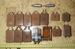 Серебряно-слюдяные конденсаторы ССГ-2, фото №2